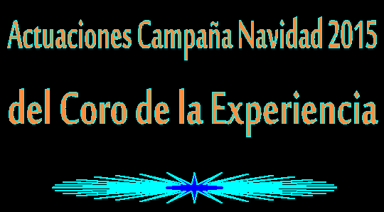 ACTUACIONES CAMPAÑA NAVIDAD 2015 - JPG